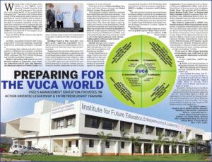 VUCA World - Times Editorial - 28th Feb, Mumbai